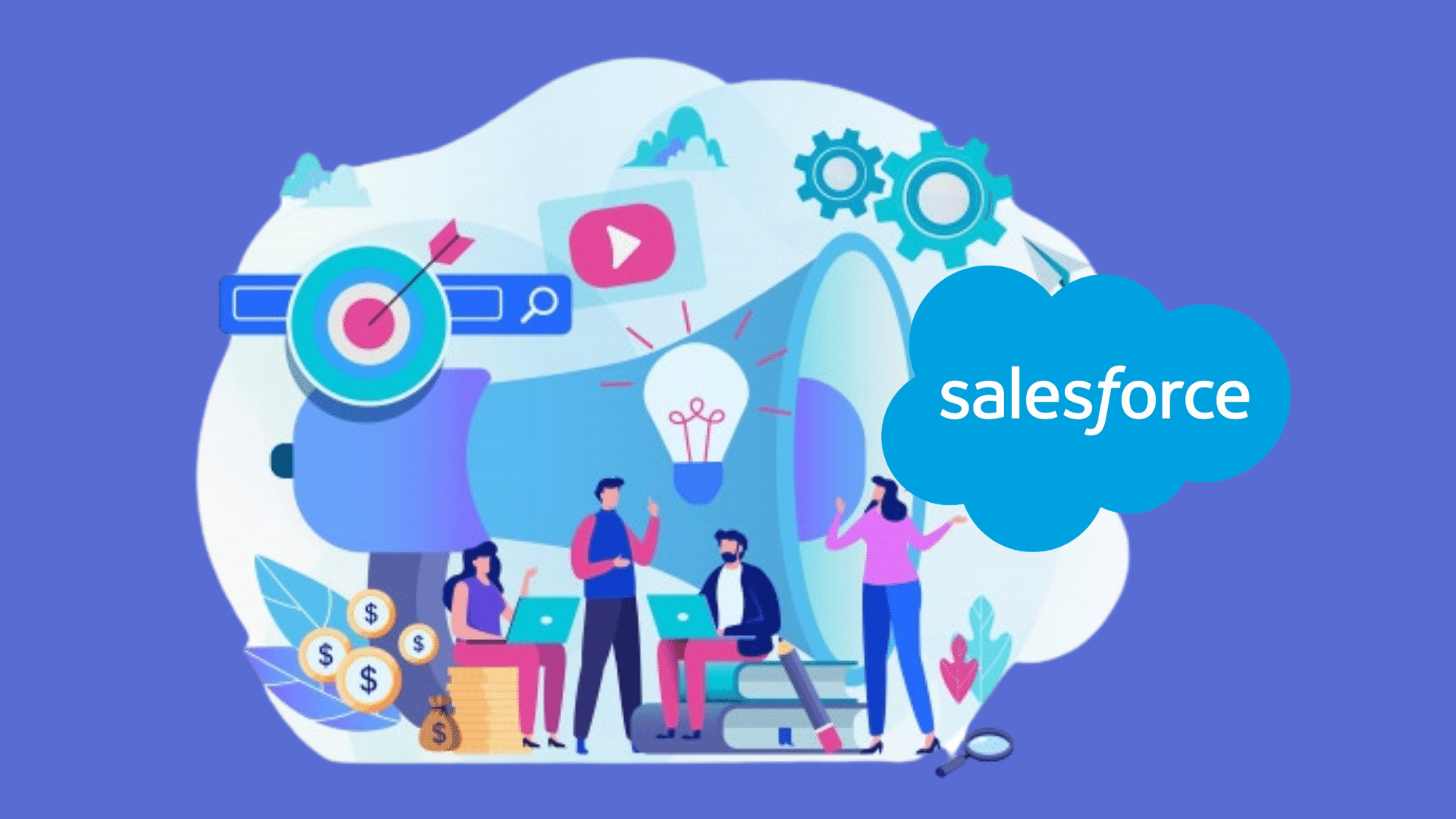 4 Ways Salesforce in Healthcare Ecosystem is a Necessary Consideration